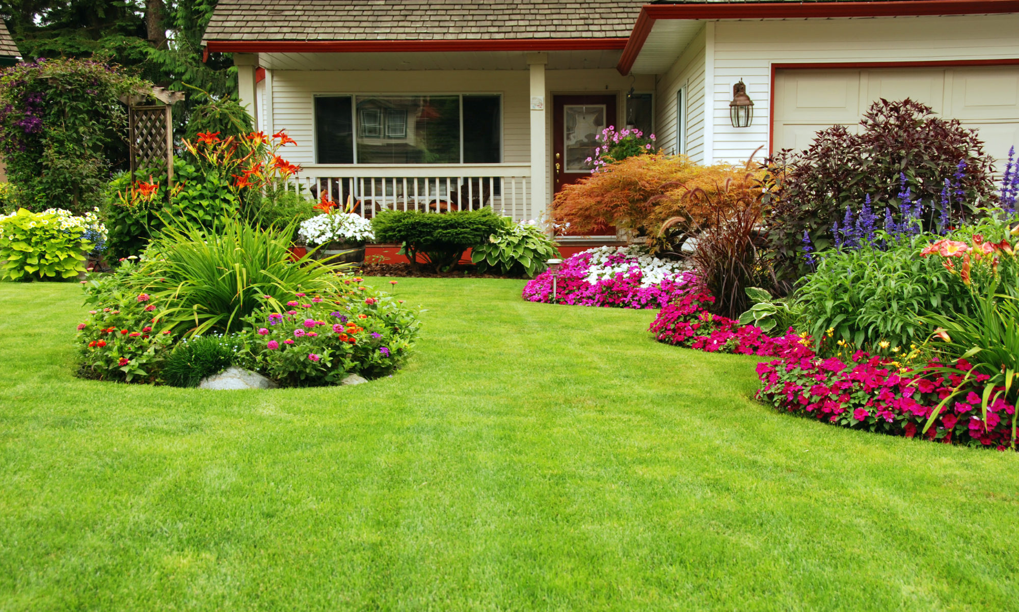 All Seasons Landscape and Maintenance